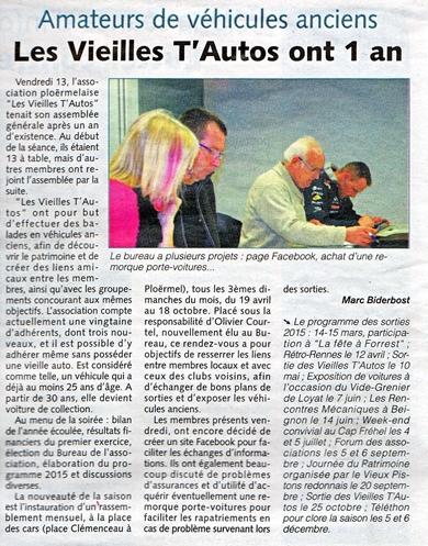 LA PRESSE DEBUT 2015 ET LE LANCEMENT DE L'ANNEE 2015 Les_in11
