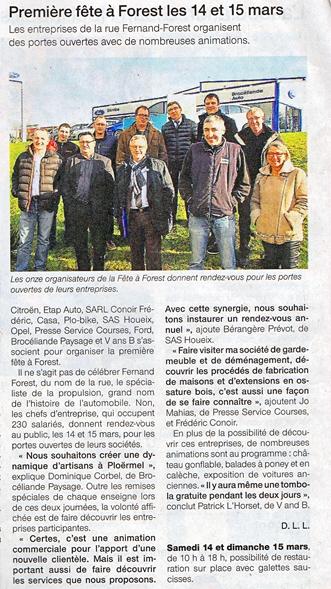 LA PRESSE DEBUT 2015 ET LE LANCEMENT DE L'ANNEE 2015 Ouest_11