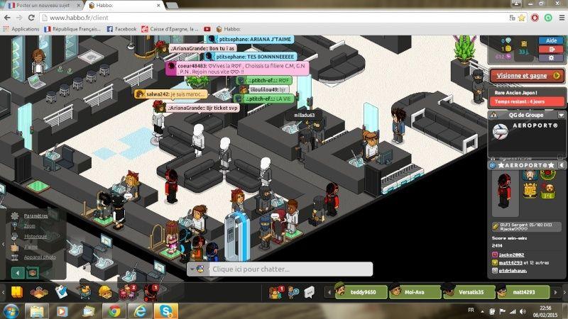 raid externe a  l'aeroport Captur56