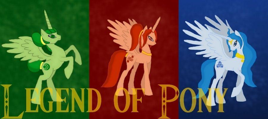 The Legend of Pony