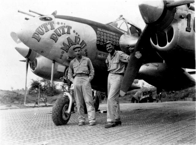 """[Encyclo] Les histoires de Papy : """" le diable à queue fourchue """" P-38j11"""