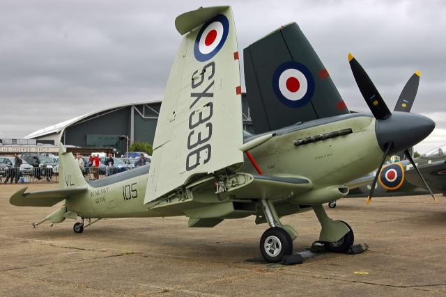 [Encyclo] Spitfire : armement & versions Seafir11