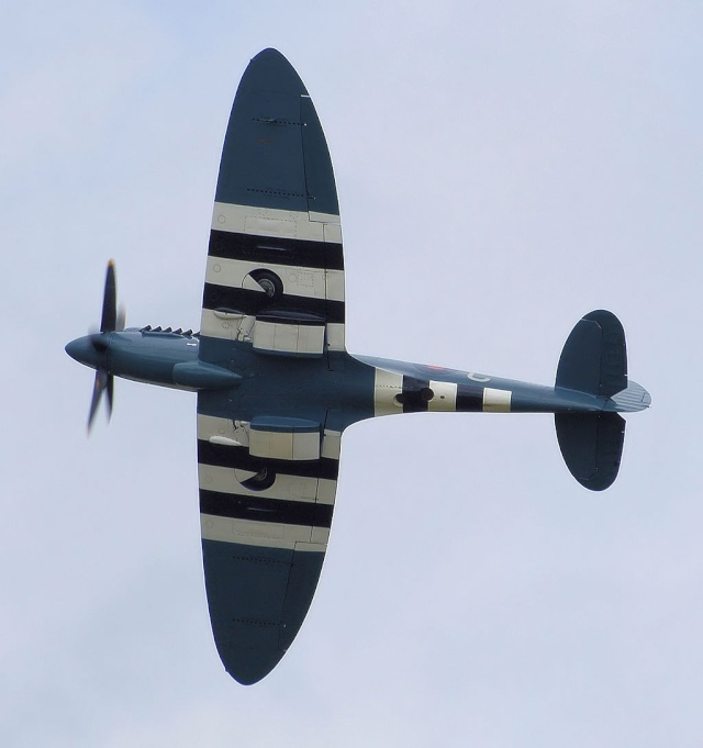 [Encyclo] Spitfire : armement & versions Spitfi25