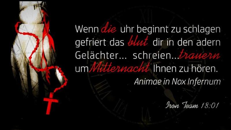 [AKROSS Con 2014] Crudelitas Animarum Nox Aeternum Inferno [MEP] Iron Team 111