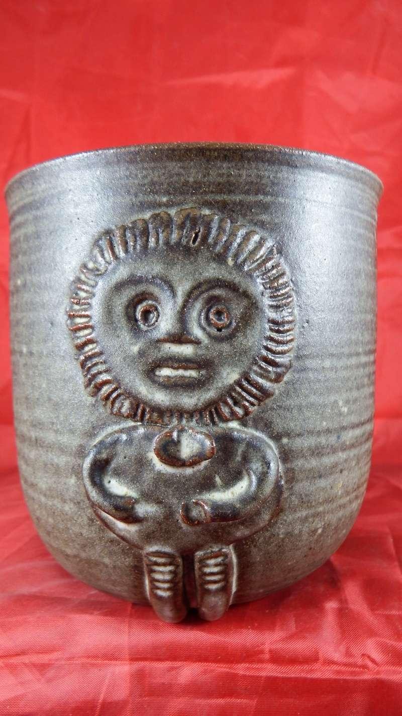 Pot With A Funny Fella Dscf5910