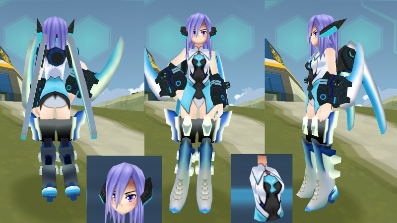 ∠(:3 」∠)_Cosmic Skin Collection(CosColle) by Riri.∠(:3 」∠)_[UPDATE: Shimada Genji and more ship girls!] 11110