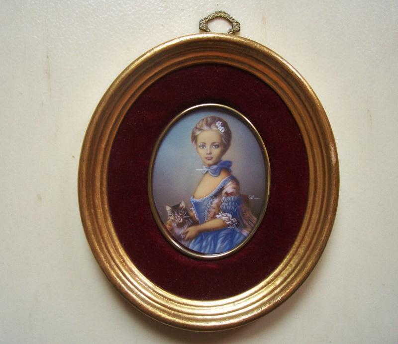 A vendre: miniatures de Marie Antoinette et de ses proches - Page 5 _5711