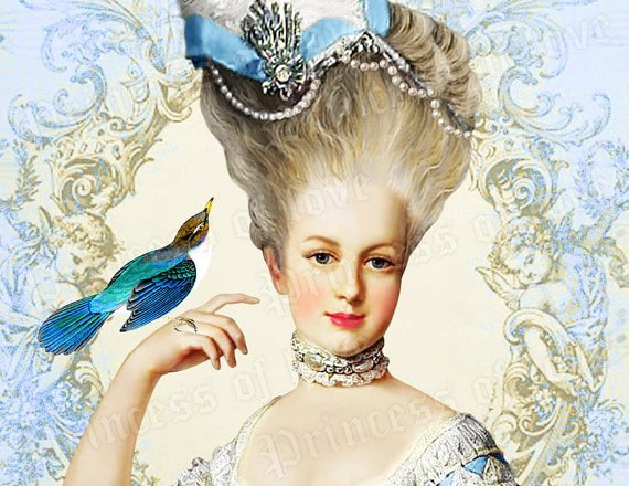 Marie Antoinette, photomontages Marie_10