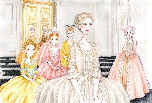 Que penser du Marie Antoinette de Sofia Coppola? - Page 6 Tumblr14