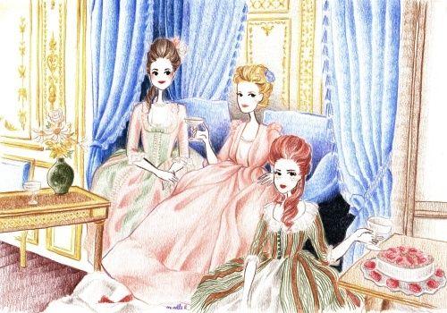 Que penser du Marie Antoinette de Sofia Coppola? - Page 6 Tumblr15