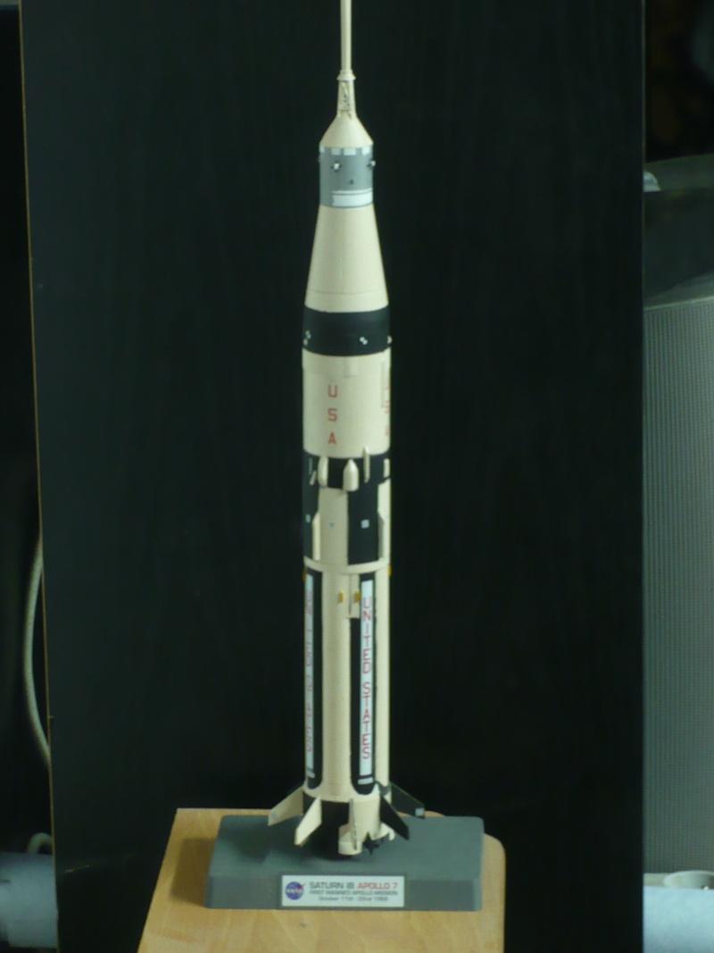 Saturn 1B [Airfix - 1/144] P1070017
