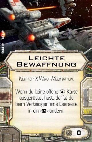 X-Wing Modifikation: Leichte Bewaffnung - Seite 2 Leicht10