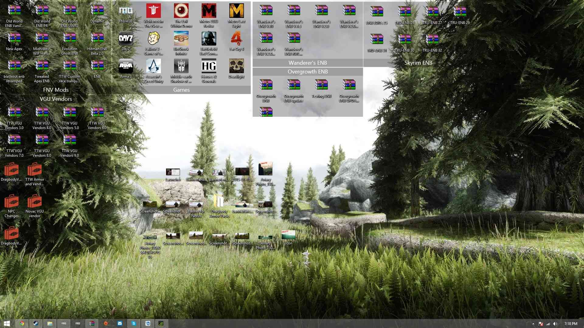 What Does Your Desktop Look Like? Deskto11