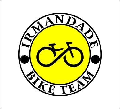 Logotipo oficial da Irmandade Bike Team Irmand10