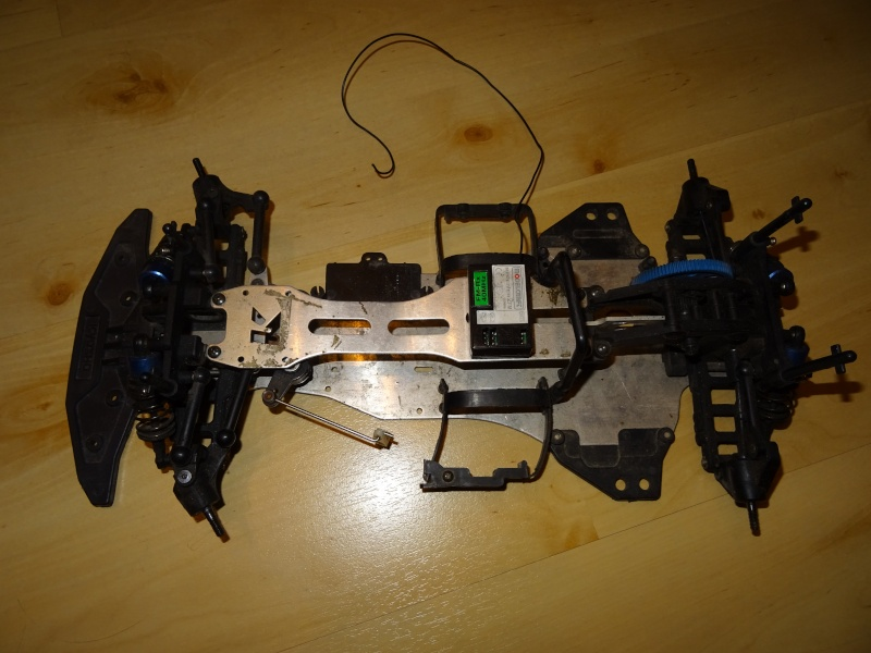 Kyosho Chassis Dsc03811