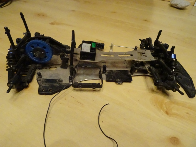 Kyosho Chassis Dsc03812