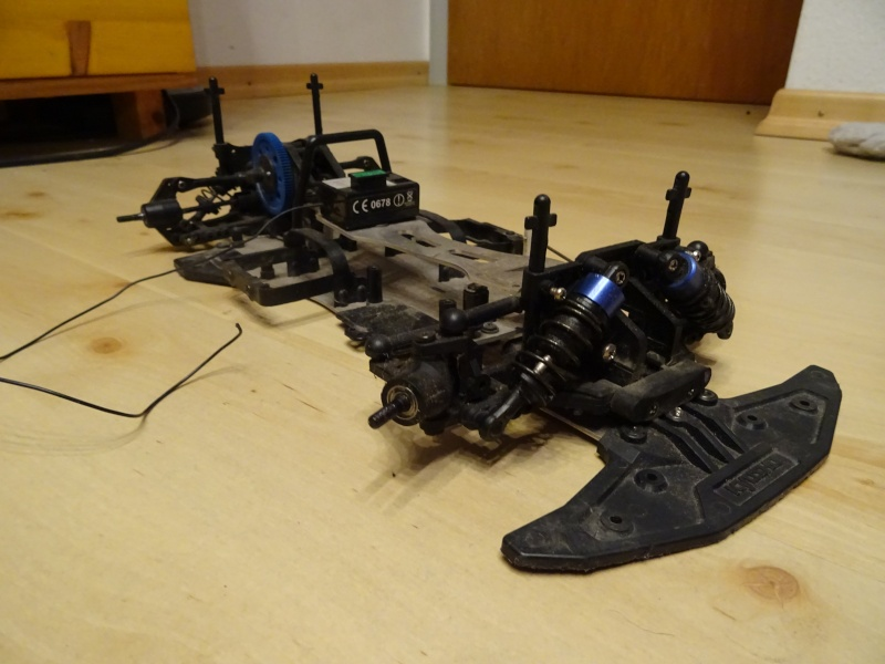 Kyosho Chassis Dsc03813