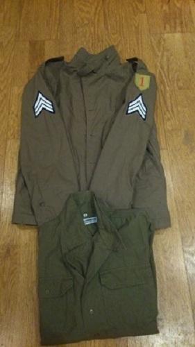 uniforme de la 1ère division d'infanterie US Dsc_0013