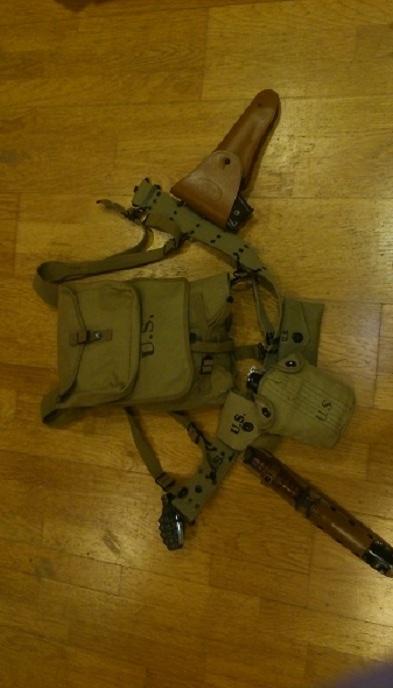 uniforme de la 1ère division d'infanterie US Dsc_0119
