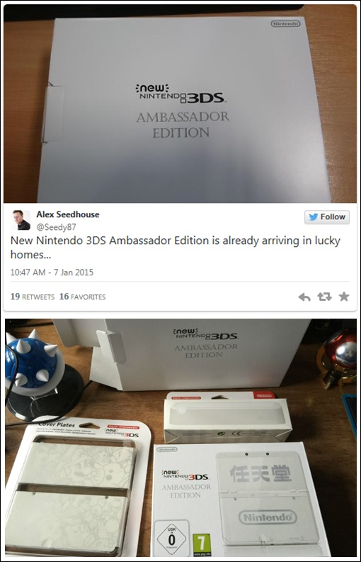 New 3DS Ambassador Edition - Page 2 14206610