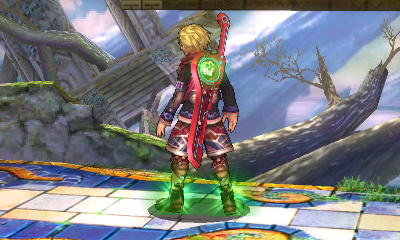 FONCTIONNEMENT SMASH:SHULK, le guerrier aux Arts multiples.  Vert10