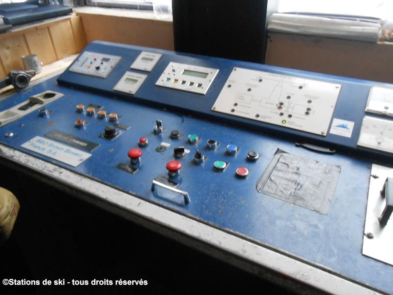 Télécabine débrayable 6 places (TCD6) Bonascre - Saquet  Comman10