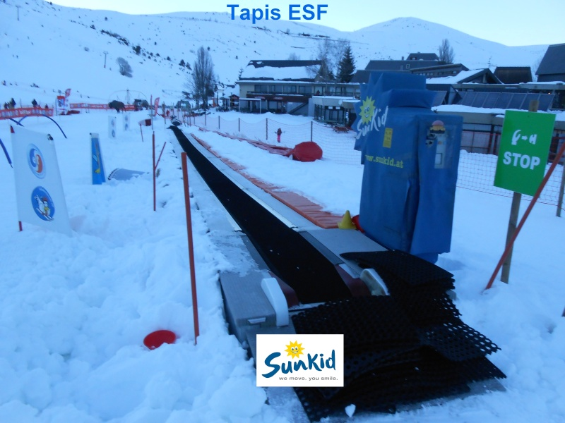 Tapis ESF Tapis-11