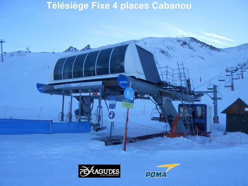 Télésiège fixe 4 places (TSF4) Cabanou Tsf4-c11