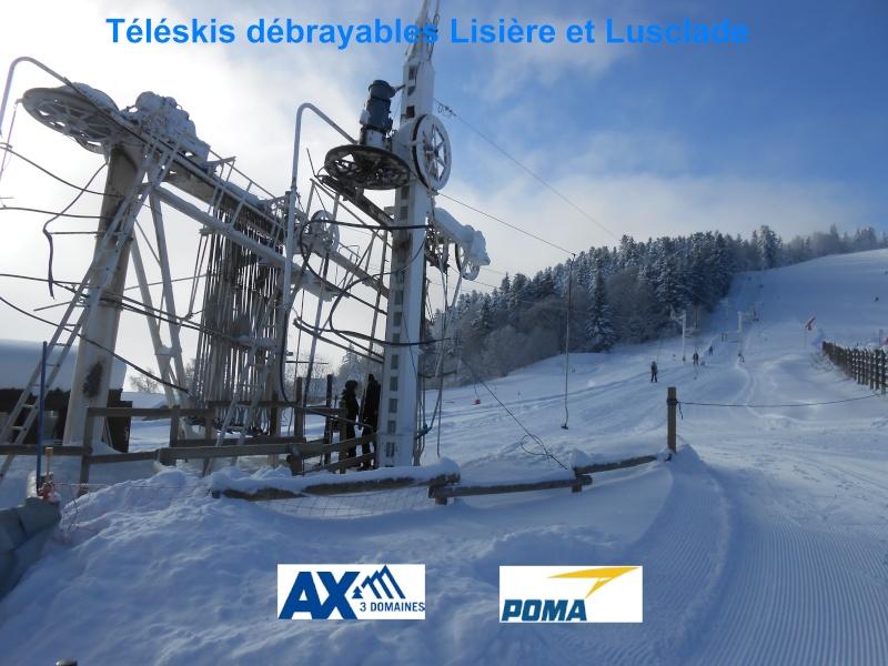 Téléski débrayable (TKD) Lisière Tylysk11