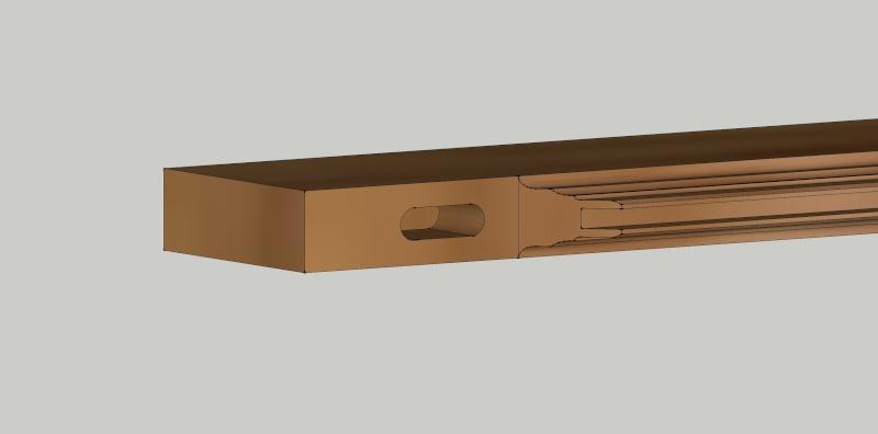 Première réalisation : volets intérieurs en bois Aprys_10
