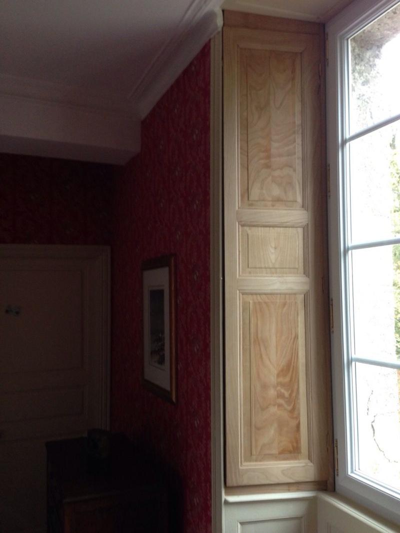 Première réalisation : volets intérieurs en bois - Page 2 Img_2910