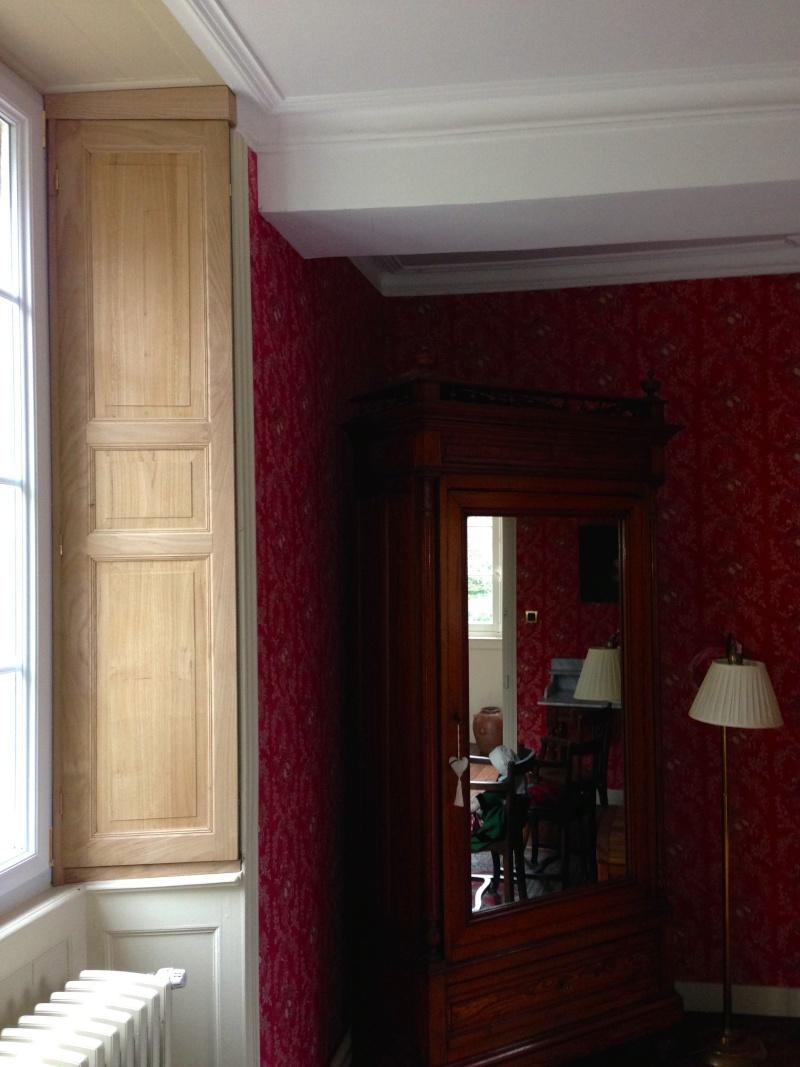 Première réalisation : volets intérieurs en bois - Page 2 Img_2911