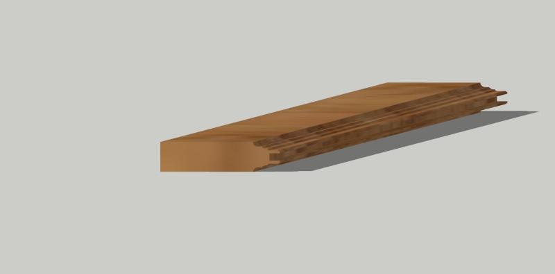 Première réalisation : volets intérieurs en bois Montan10