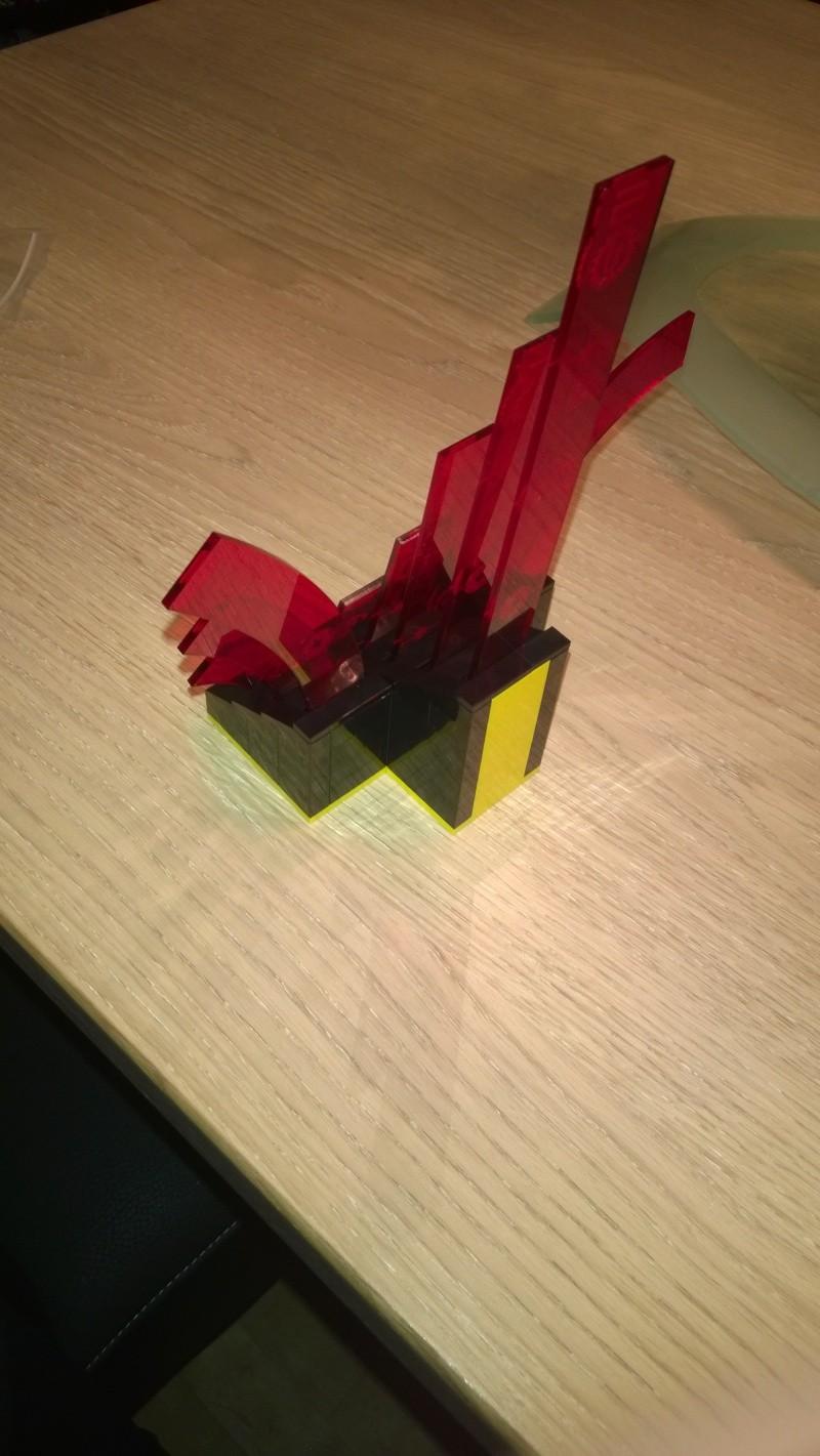 [LEGO] Schablonenhalter aus Legosteinen Wp_20111