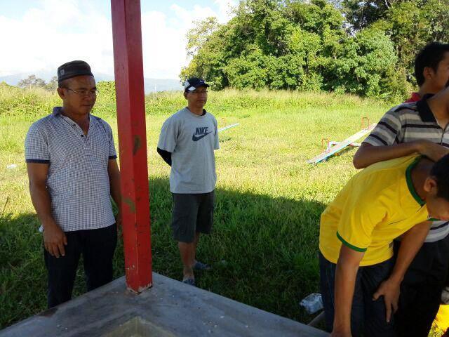 Gotong-royong membersihkan kawasan KRT Tmn Tropicana -28feb2015 Photo_39