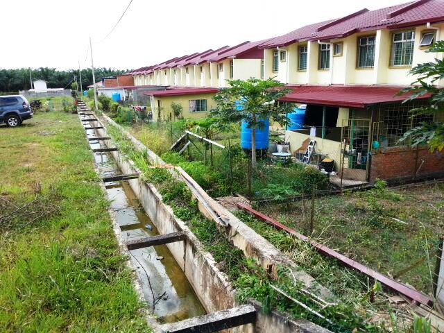 Gotong-royong membersihkan kawasan KRT Tmn Tropicana -28feb2015 Photo_43