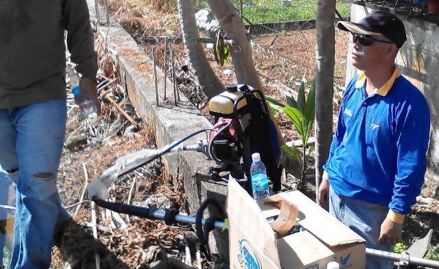 Gotong-royong membersihkan kawasan KRT Tmn Tropicana -28feb2015 Photo_47