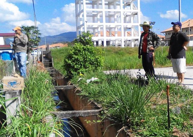 Gotong-royong membersihkan kawasan KRT Tmn Tropicana -28feb2015 Photo_51
