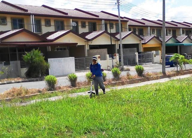 Gotong-royong membersihkan kawasan KRT Tmn Tropicana -28feb2015 - Page 2 Photo_59