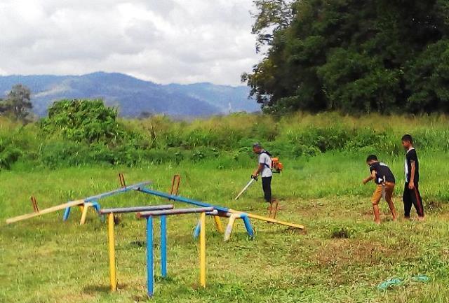 Gotong-royong membersihkan kawasan KRT Tmn Tropicana -28feb2015 - Page 2 Photo_60