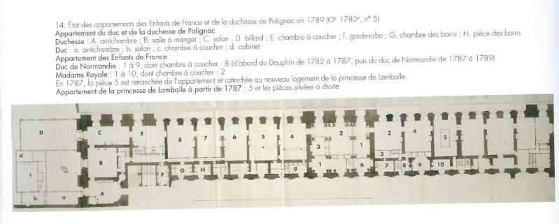 La duchesse Jules de Polignac - Page 10 Appart10