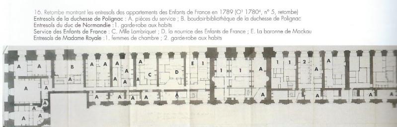 La duchesse Jules de Polignac - Page 10 Appart11