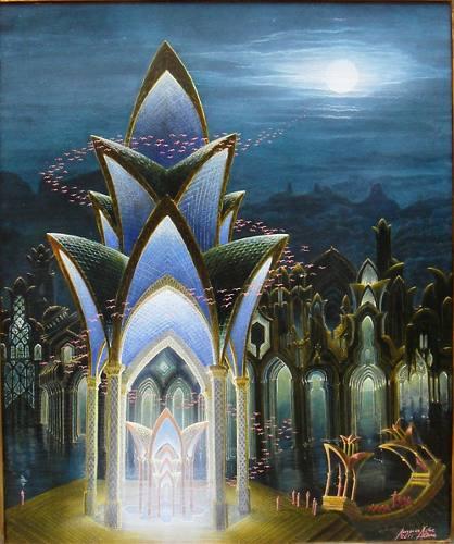 Gebetshaus des Liliatums -anger10