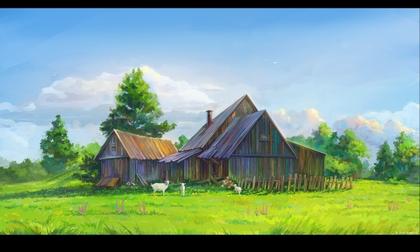 Bauernhof - Seite 2 Painti10