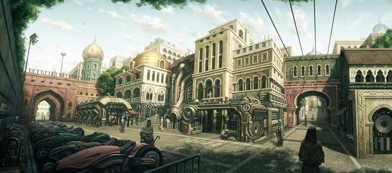 Straße zum Hafen Street10