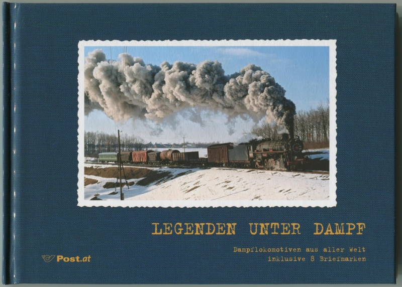 Briefmarken - Marken Buch Legend10