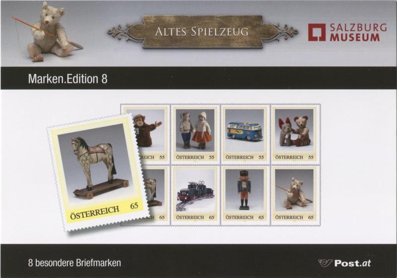 Marken Edition 8 Spielz10