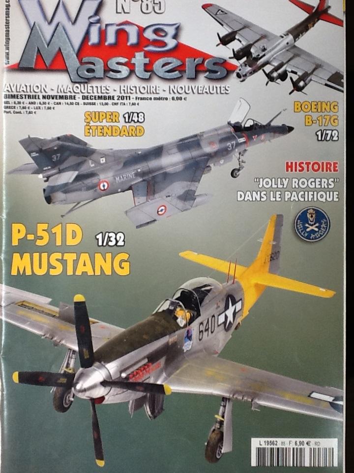 AIRFIX NORTH AMERICAN P 51 D MUSTANG 1/24ème Ref 14001 Airfi115