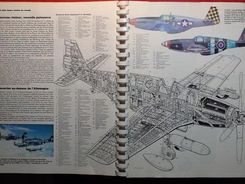 AIRFIX NORTH AMERICAN P 51 D MUSTANG 1/24ème Ref 14001 Airfi116