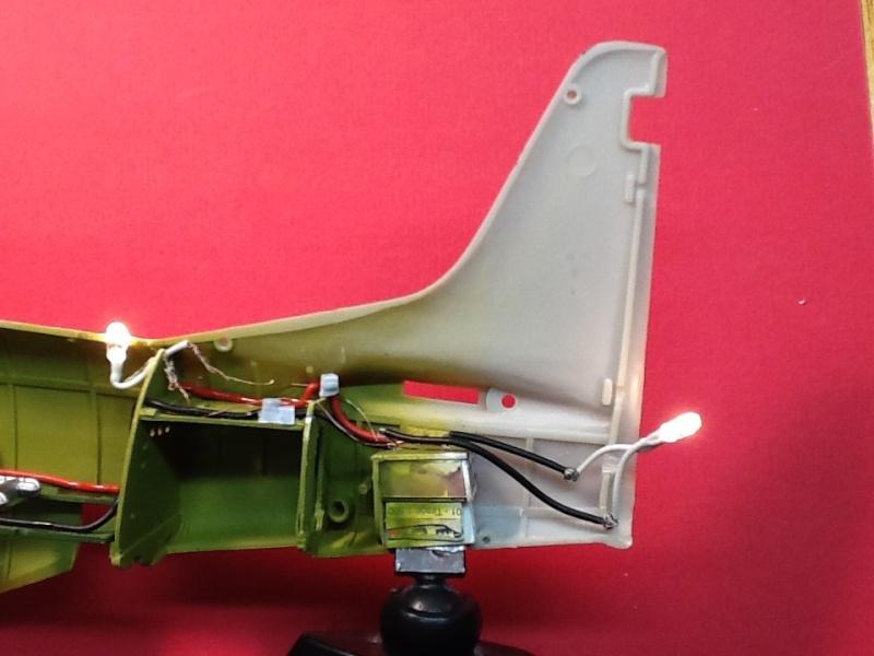 AIRFIX NORTH AMERICAN P 51 D MUSTANG 1/24ème Ref 14001 Airfi183